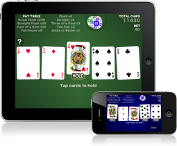 Poker 88 A Full Modern Version Of Video Poker On The Ipad Iphone And Ipod Touch