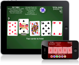 Poker 88 - Deuces Wild - great video poker on the iPad ...